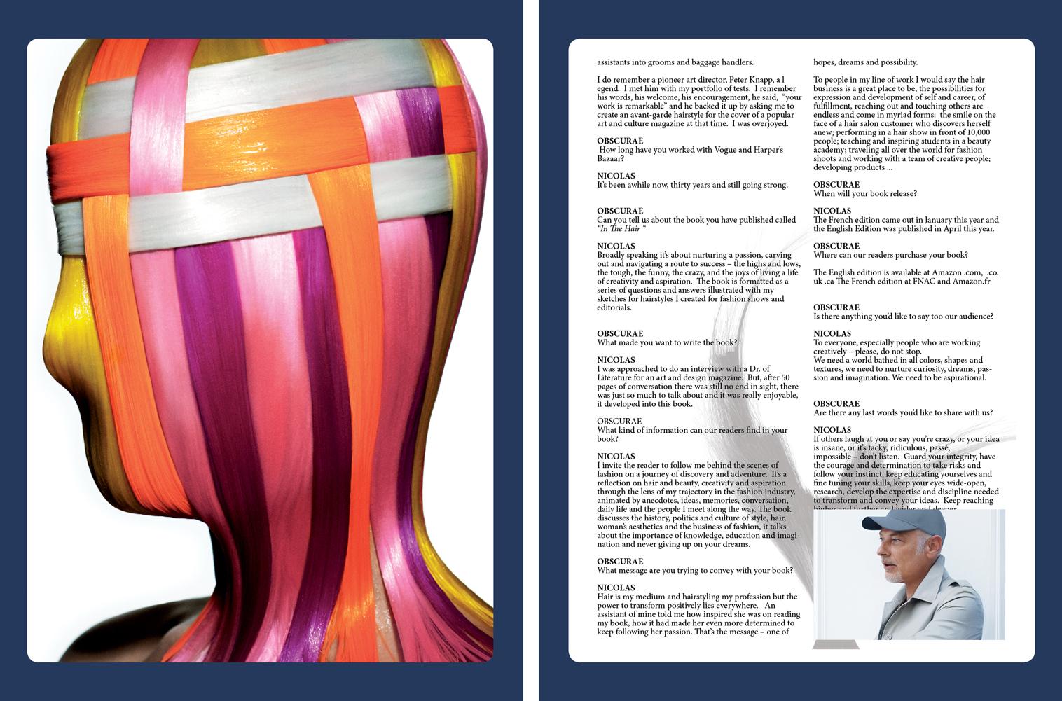 Obscurae Magazine - Vol. 33  p.78-79