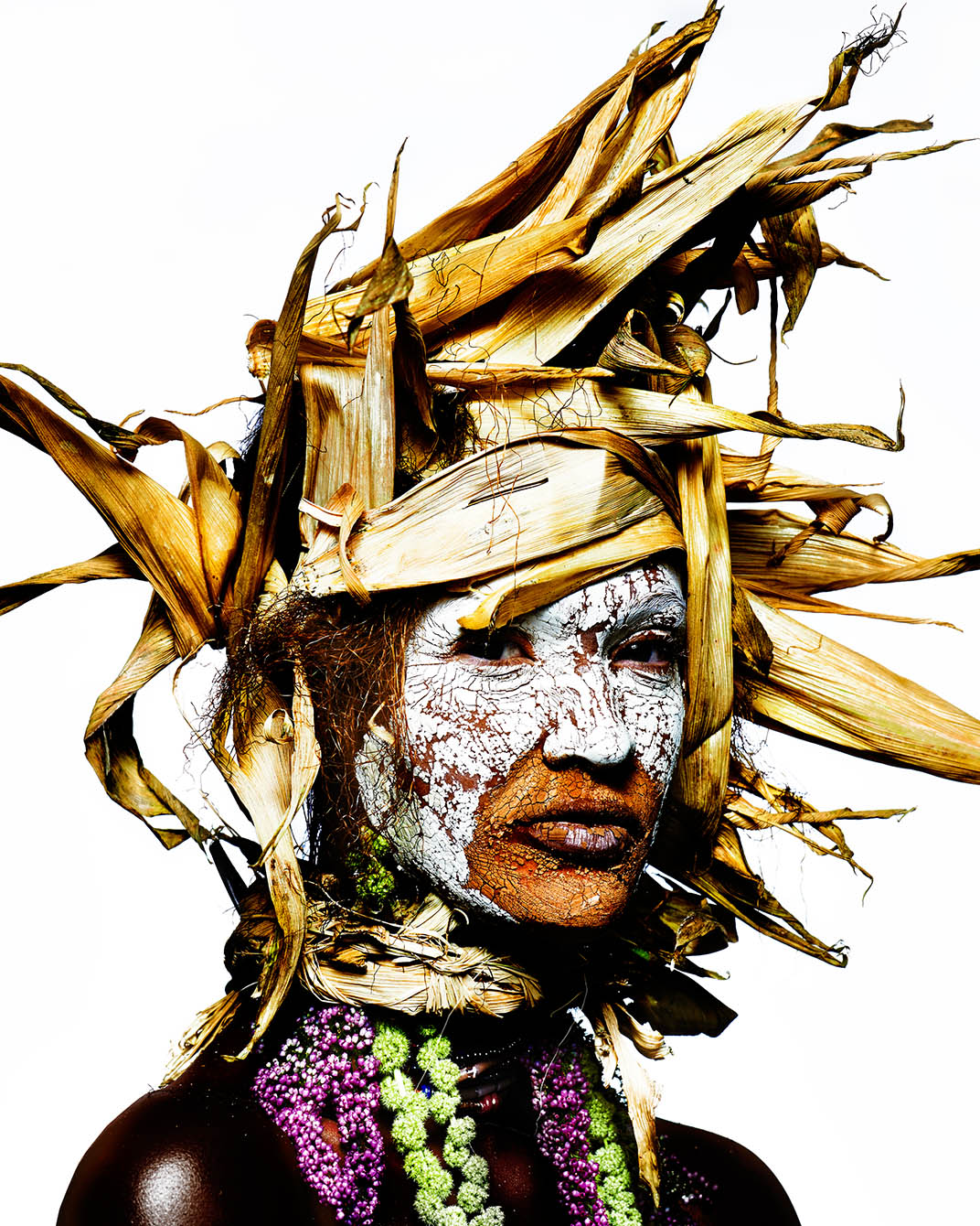 from Project Hair:  An Homage to the Artistry of the People of Omo Valley, Southern Ethiopia, Africa.