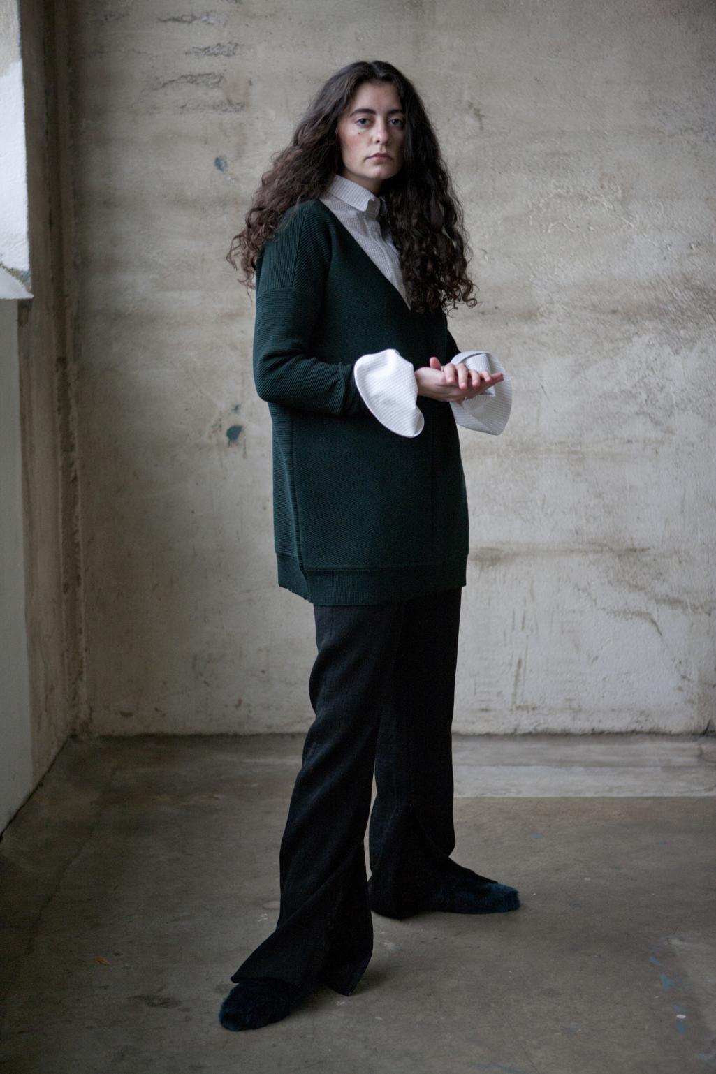 Stranger Knit / Diary Shirt / Winona Pant