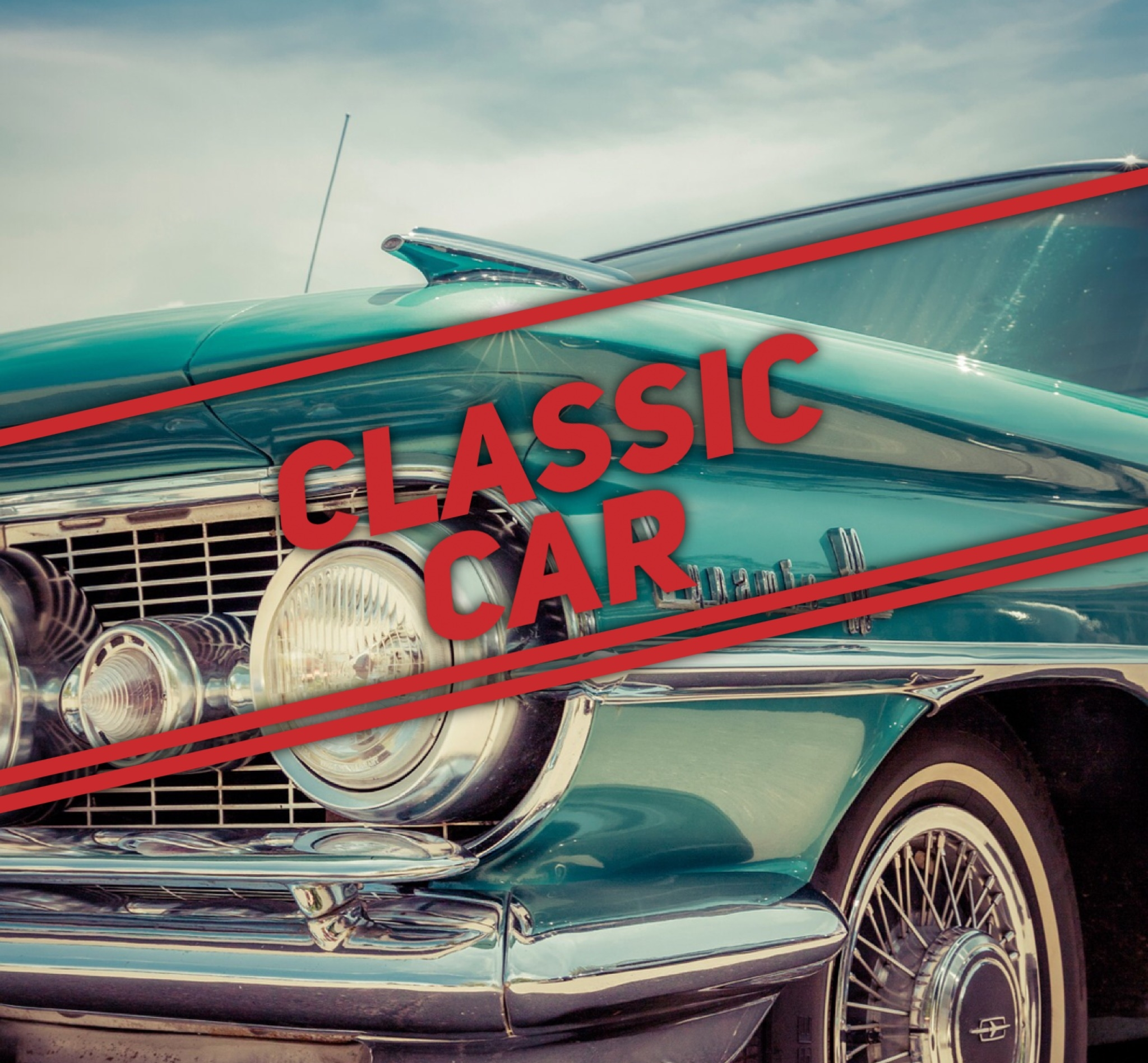 Descriptive Trademark - Classic Cars...any questions?