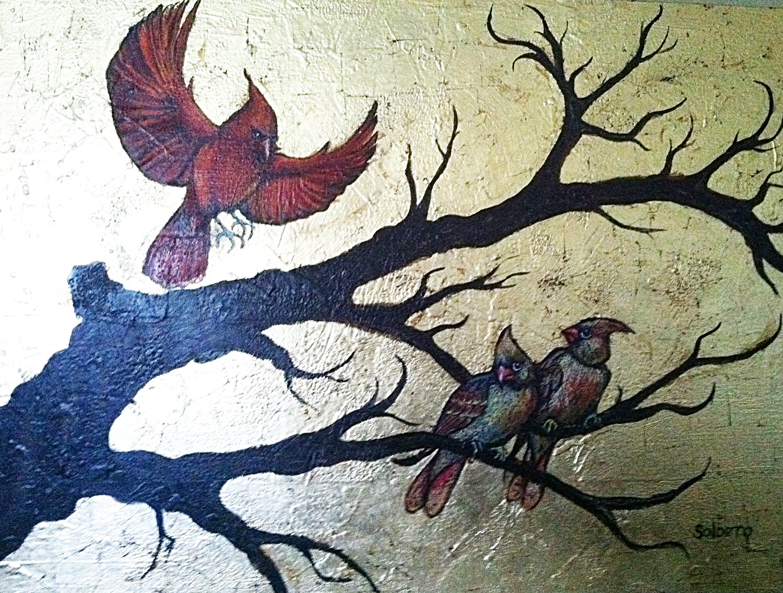 Cardinal Gathering