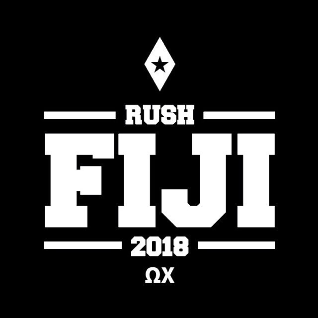 RUSH RUSH RUSH: Spring Rush is finally here! Come out & meet the brothers of Phi Gamma Delta and enjoy some free food! We look forward to meeting you soon. Wednesday, February 14th: Meet & Greet @ 6PM Monday, February 19th: Canes & Cornhole @ 6PM Tuesday, February 20th: Taco Tuesday @ 6PM Wednesday, February 21st: Alumni Night @ 6PM Thursday, February 22nd: Preference Night