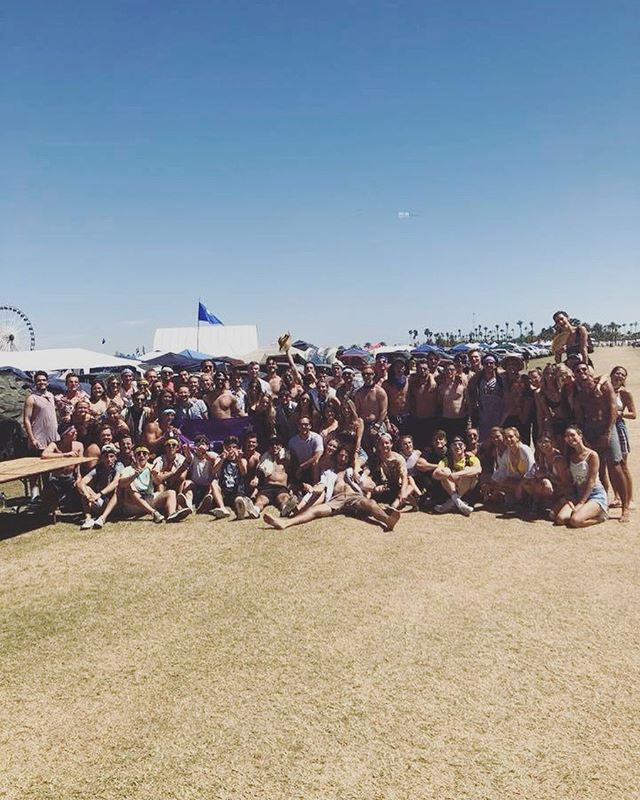 COACHELLA Thanks to all of the brothers and friends who made Coachella another awesome part of this year. Looking forward to another great Coachella weekend next year. . . Reminder: On the note of Coachella, make sure to purchase your Islander ticket ASAP. Click the link in our bio to purchase.