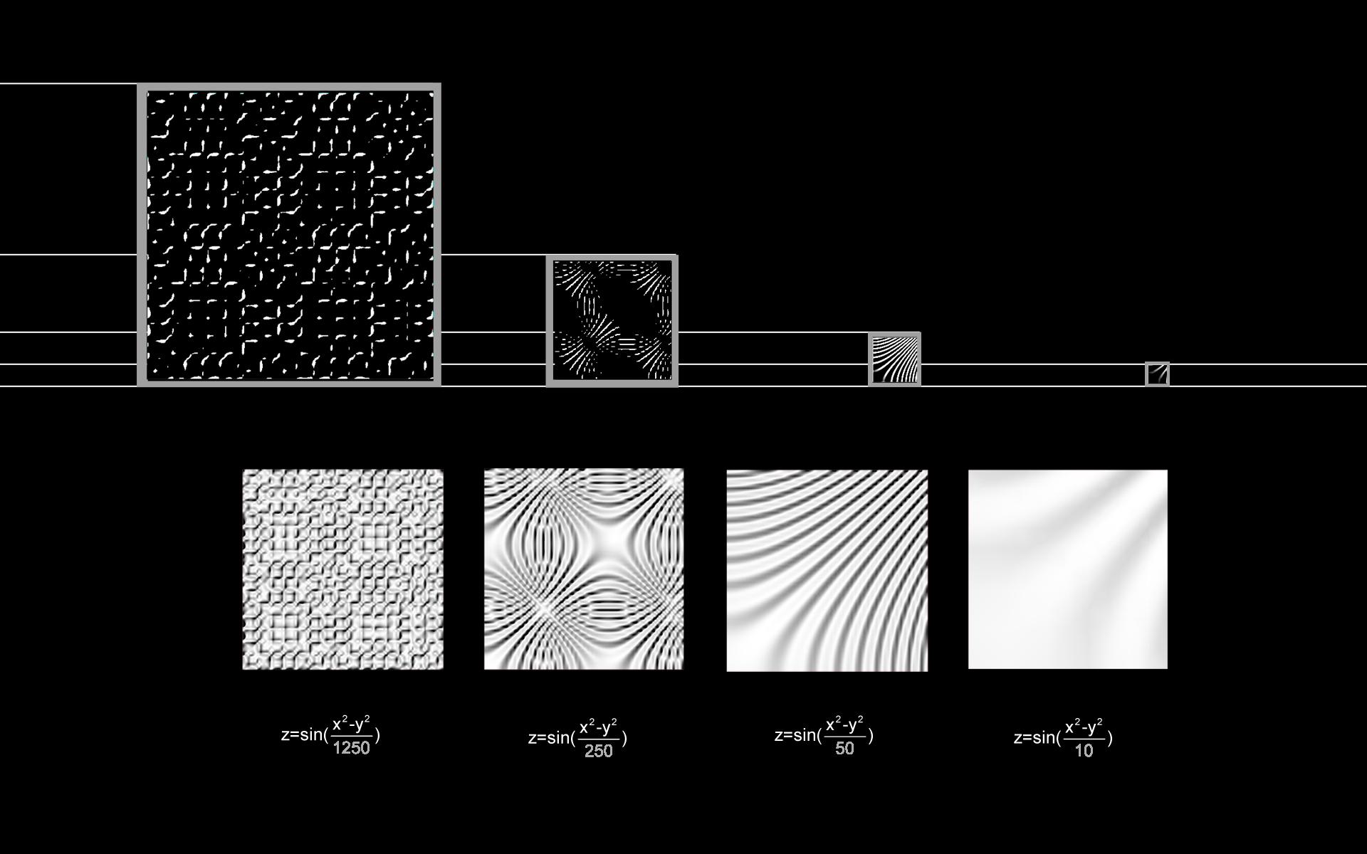 Algorithmic Surface Generation 1