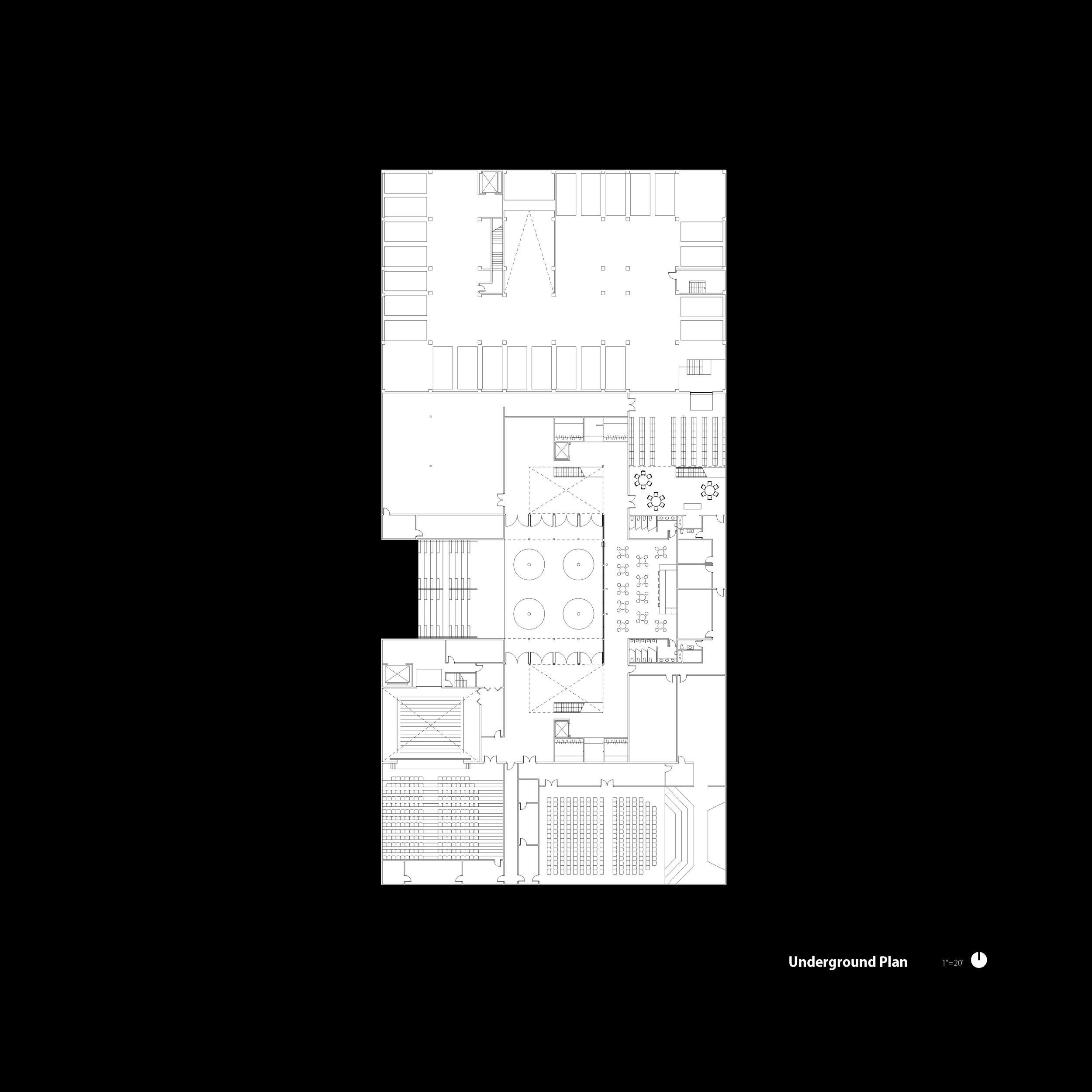 Density Studio_Basement Plan