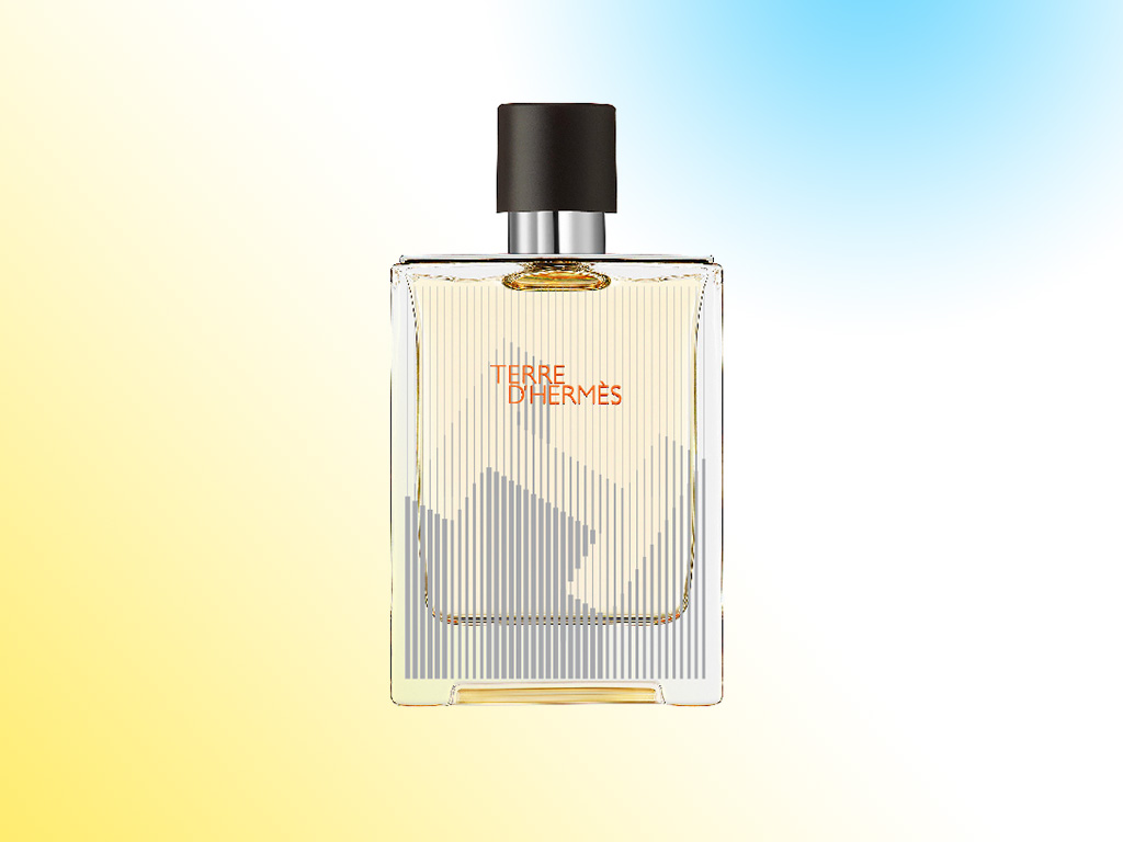 Terre d'Hermès Special Edition Bottle