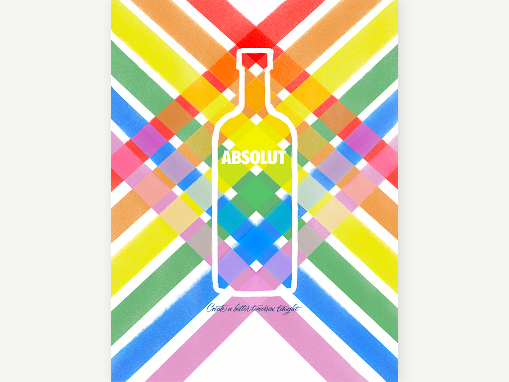 Absolut: Self-Expression