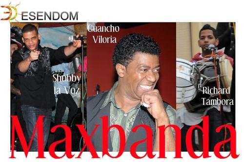 Integrantes de Maxbanda