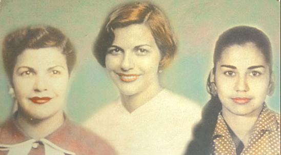 Patria, Minerva, y María Teresa Mirabal