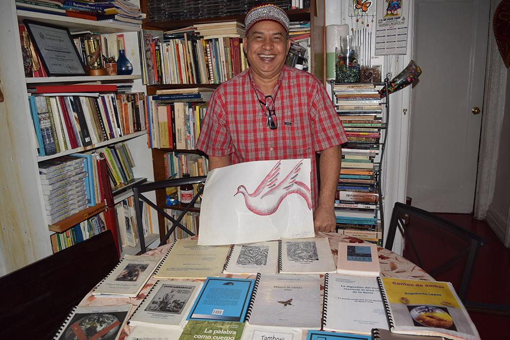 Dagoberto López-Coño. /Foto:  Nelson Santana