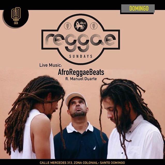 An announcement for Reggae Sundays at La Espiral. Photo: Screenshot via Instagram.
