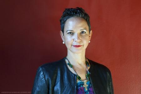 Alanna Lockward. Foto: Miguel Gómez.