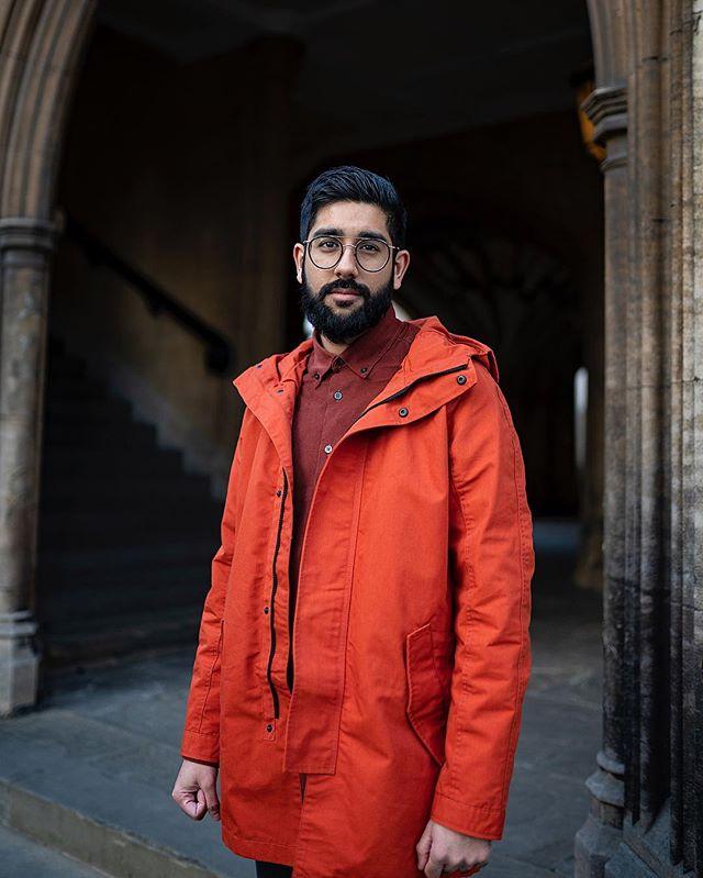 Channel Orange... Tap for outfit details. #orange #channelorange #burtonmenswear #charlestyrwhit ———————————————————————— #lfwm #lfw #dapper #shirting #menwithstyle #streetstyle #style #sartorial #gentlemen #attire #outfit #friday #chancerylane #sikh #indian #stylish #lifestyle #orangeisthenewblack #bokeh #photography #menwithclass