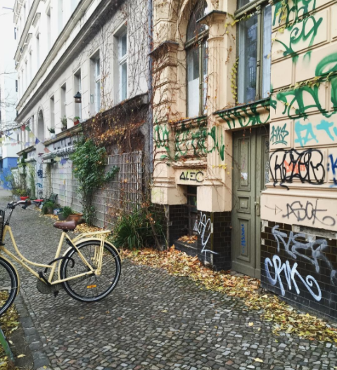 Late fall     deliciousness in Berlin this week.
