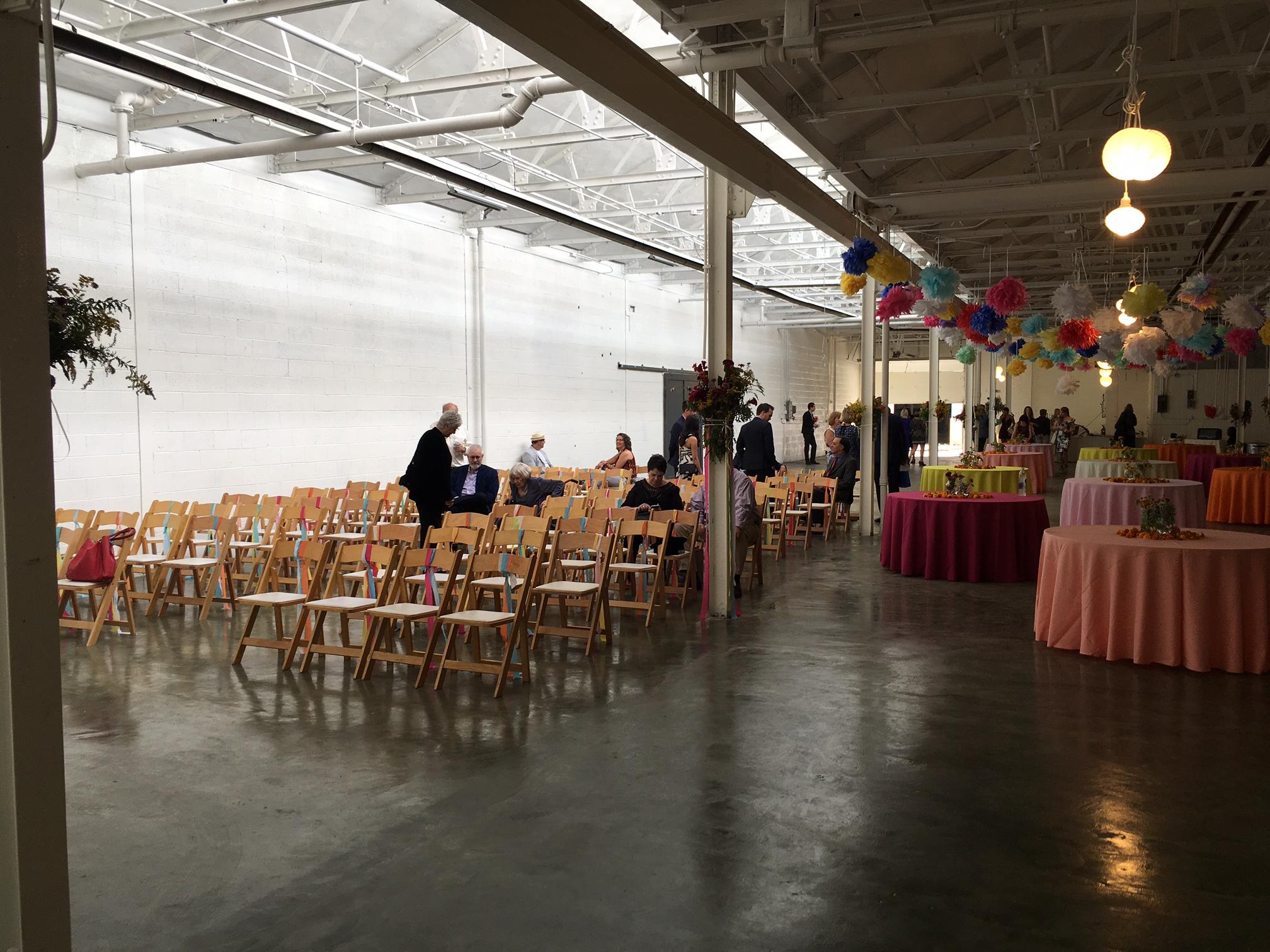 Dodge Production Warehouse — Milwaukee Junction