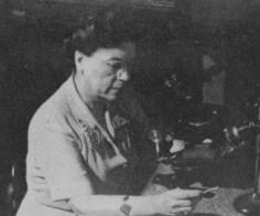 Alva Ellisor ca. 1946