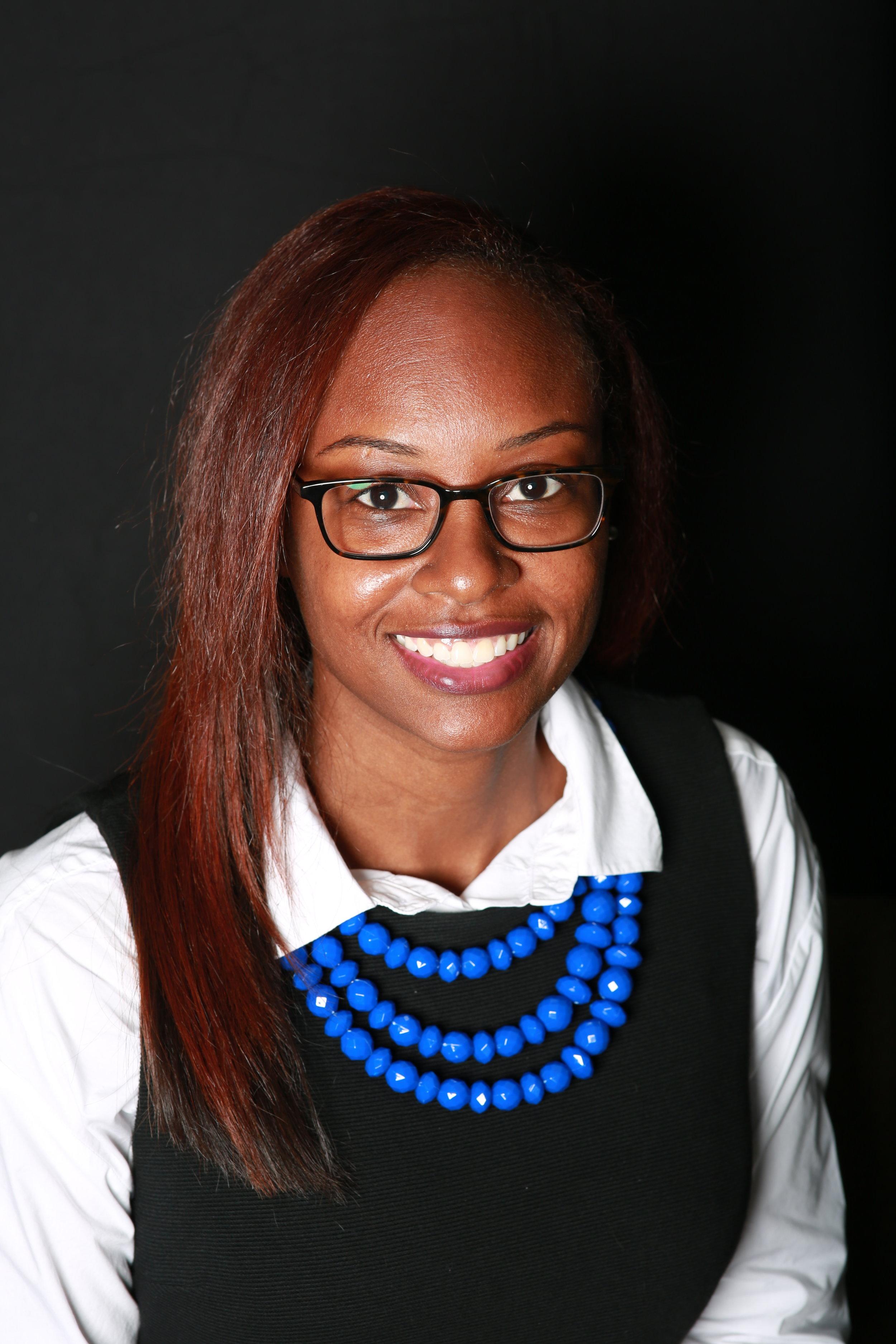 Devonique Small, Grade Level Chair,  ELA   Homeroom: Marquette University