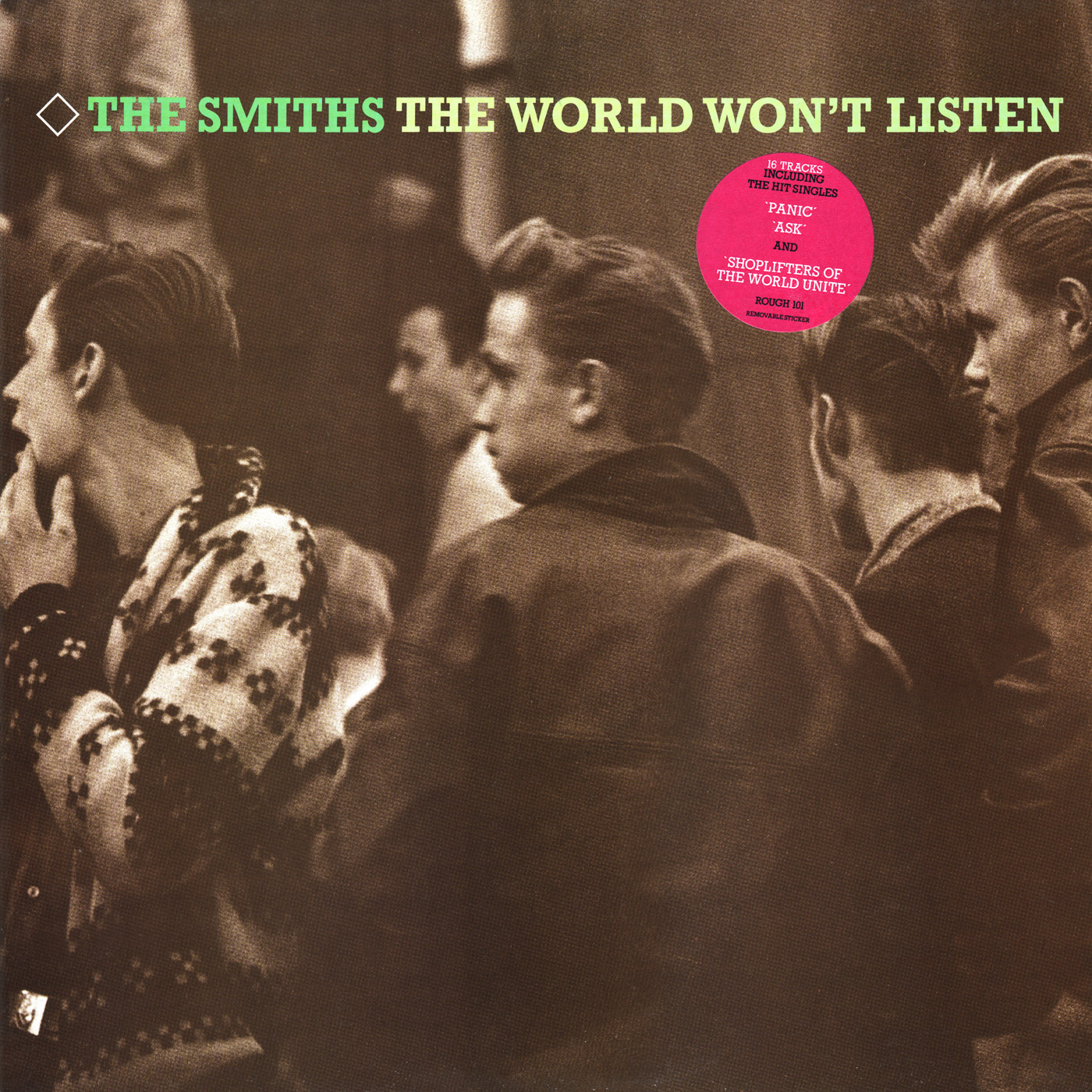 1987 - The World Won't Listen