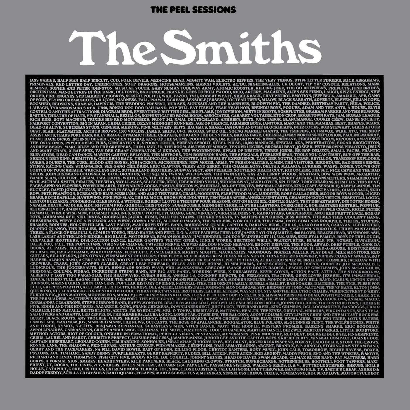1988 - The Peel Sessions