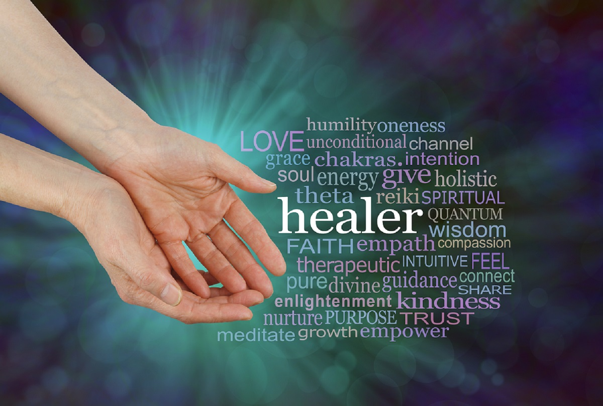 FREE healer's Toolkit worth £8! -