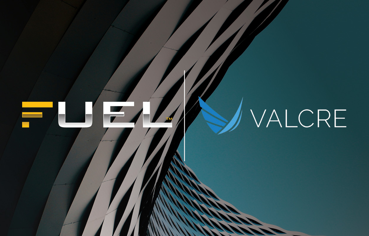 Fuel and Valcre Logos