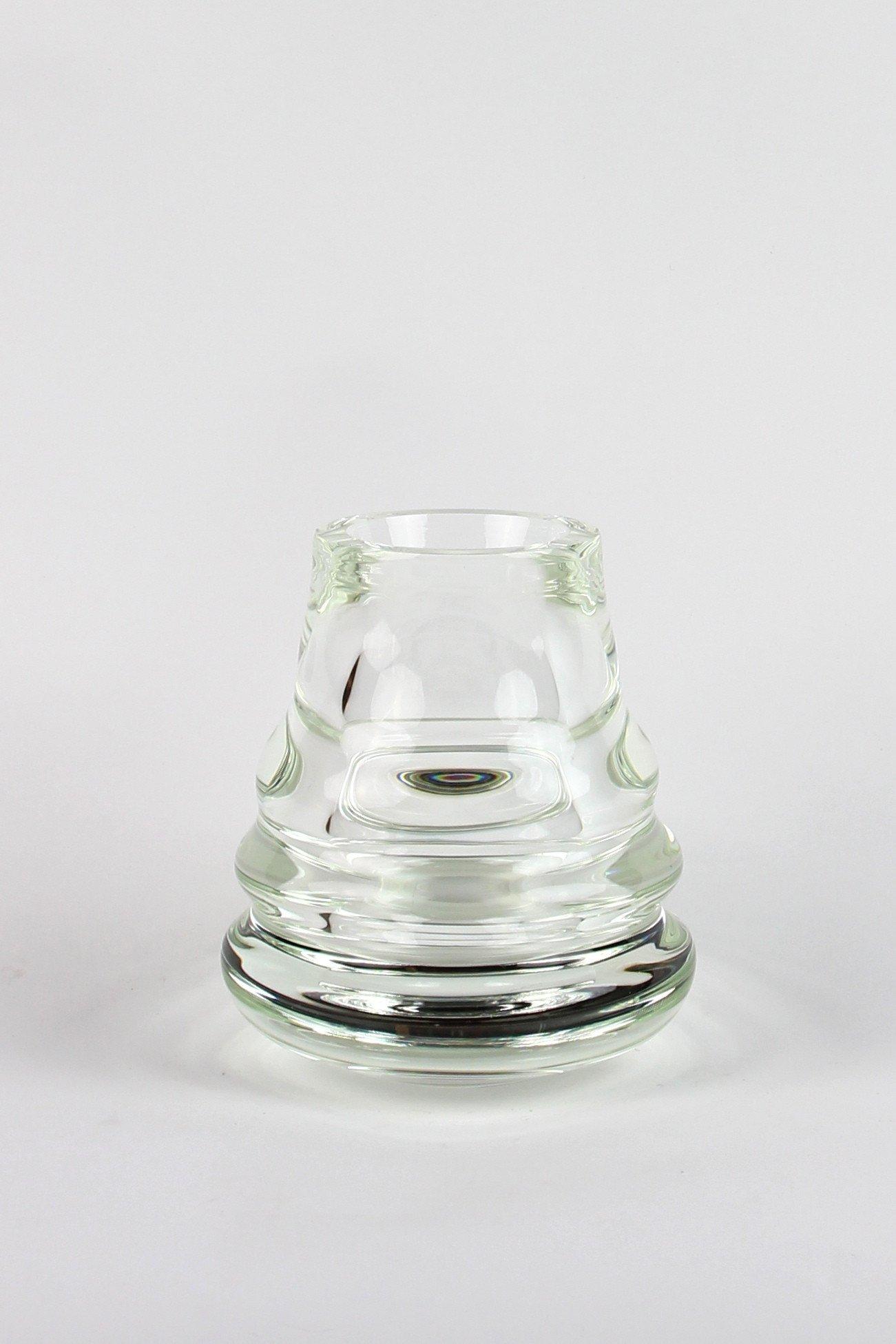 Heavy Grooved Vase.jpg