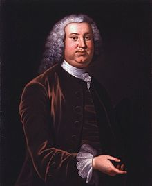 Peyton Randolph, President