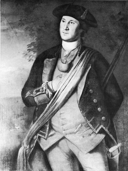 Col. George Washington, Fairfax County
