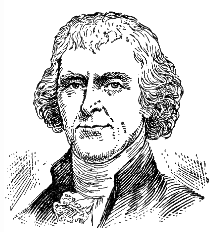 Thomas Jefferson, Albemarle County