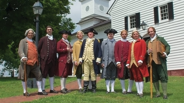 Delegates to the Second Va Convention.. Which one is Patrick Henry?