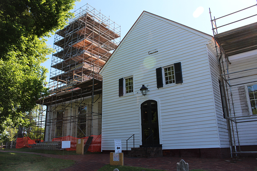 smaller west side with scaffolding.jpg