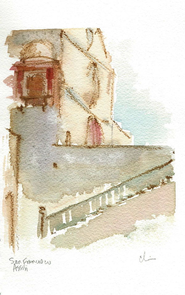 Basilica di San Francesco, Assisi