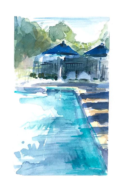 Southampton Inn Pool