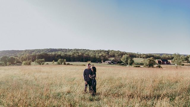 This as somewhere around 21 photos all smushed together of Annelise and Jayme. Oh, and that floof-ball hiding in the back. Last Monday I traveled down to Annelise's mother's farm with these two to capture their love. • • • #junebugweddings #virginiaisforlovers #longwoodgardensengagement @weddingmagazine4u @rangefindermag @belovedstories @authenticlovemag #oregonweddingphotographer #sandiegoweddingphotographer #californiaweddingphotographer #philadelphiaphotographer #engagementphotos #gettingmarried #gettinghitched #virginiaengagementsessions #newjerseyweddingphotographer #radlovestories  #virginiaweddingphotographer #newyorkcityweddingphotographer  #weddingdetails #indiebride #nycweddingphotographer #phillyweddingphotographer #gabemcmullenphotography #elopementweddingphotographer #buzzfeedweddings