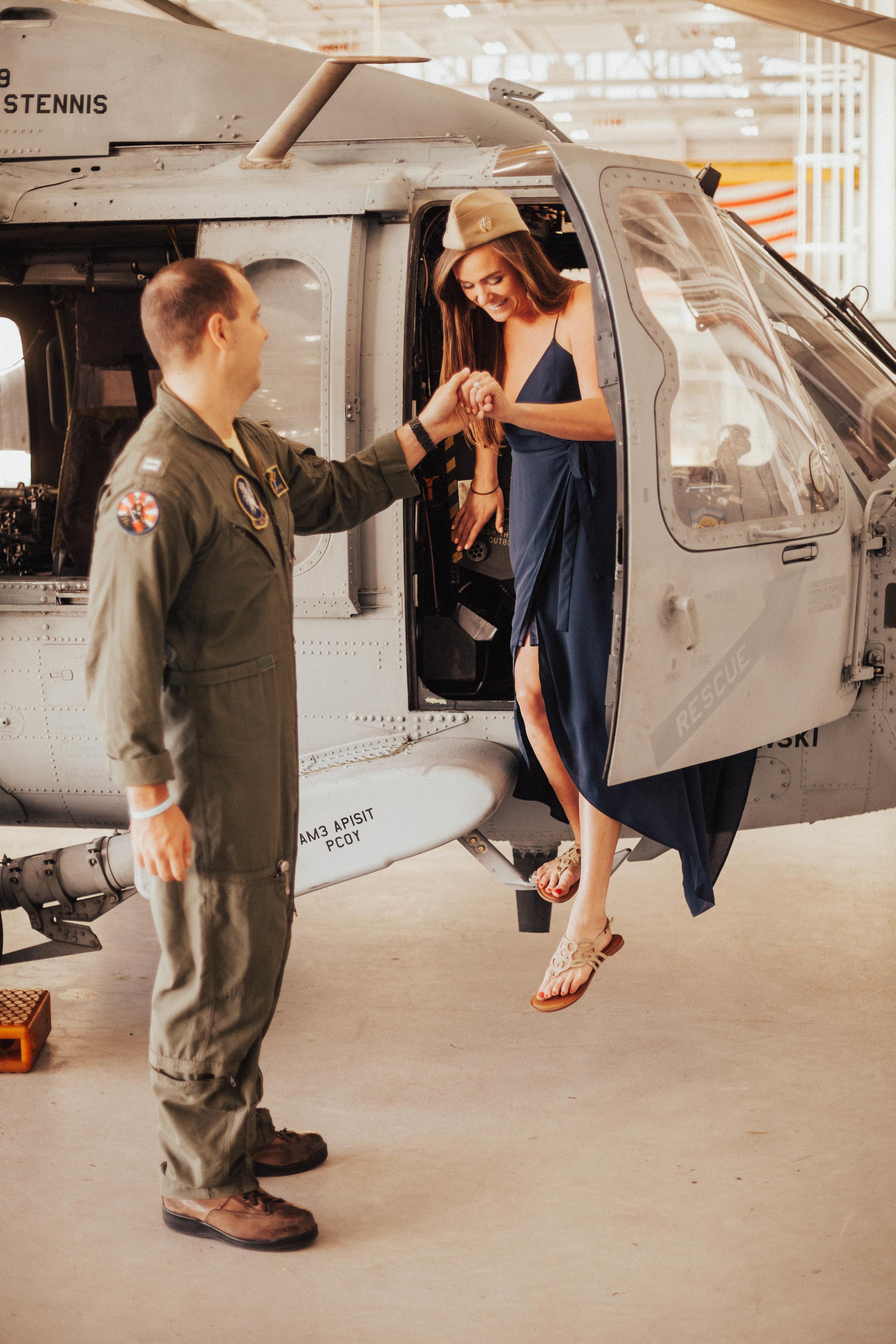 navy engagement