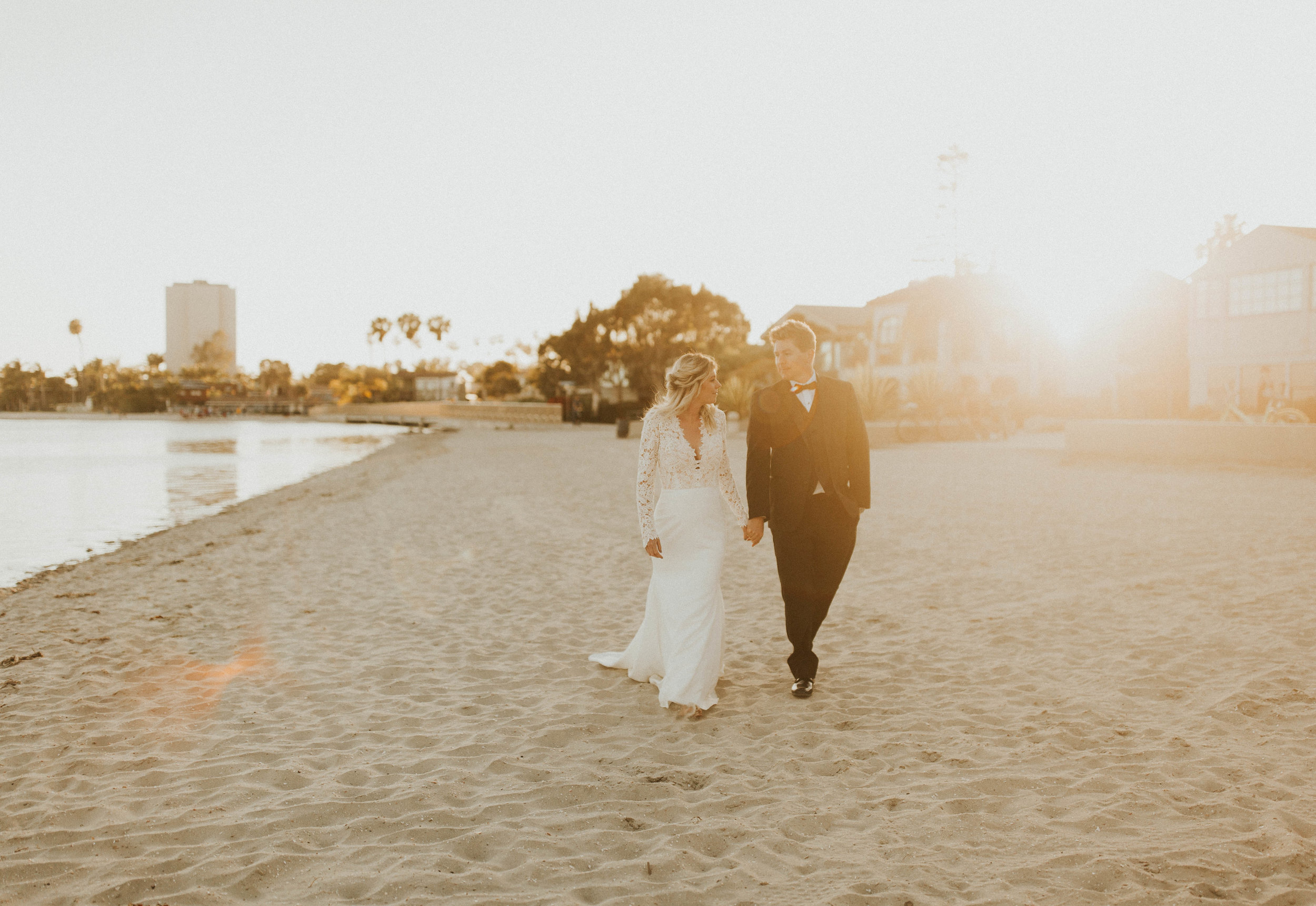 mission bay wedding