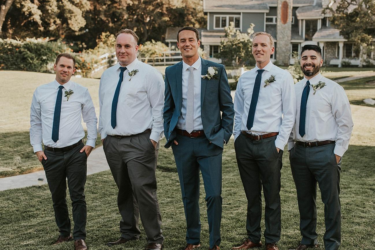 santa clarita estate wedding