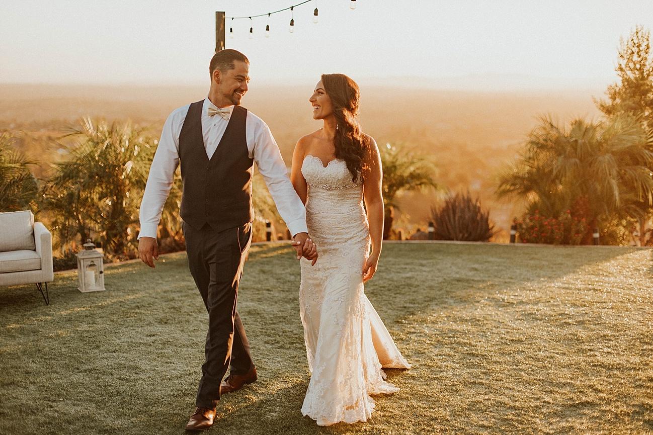 Fallbrook Estate Wedding