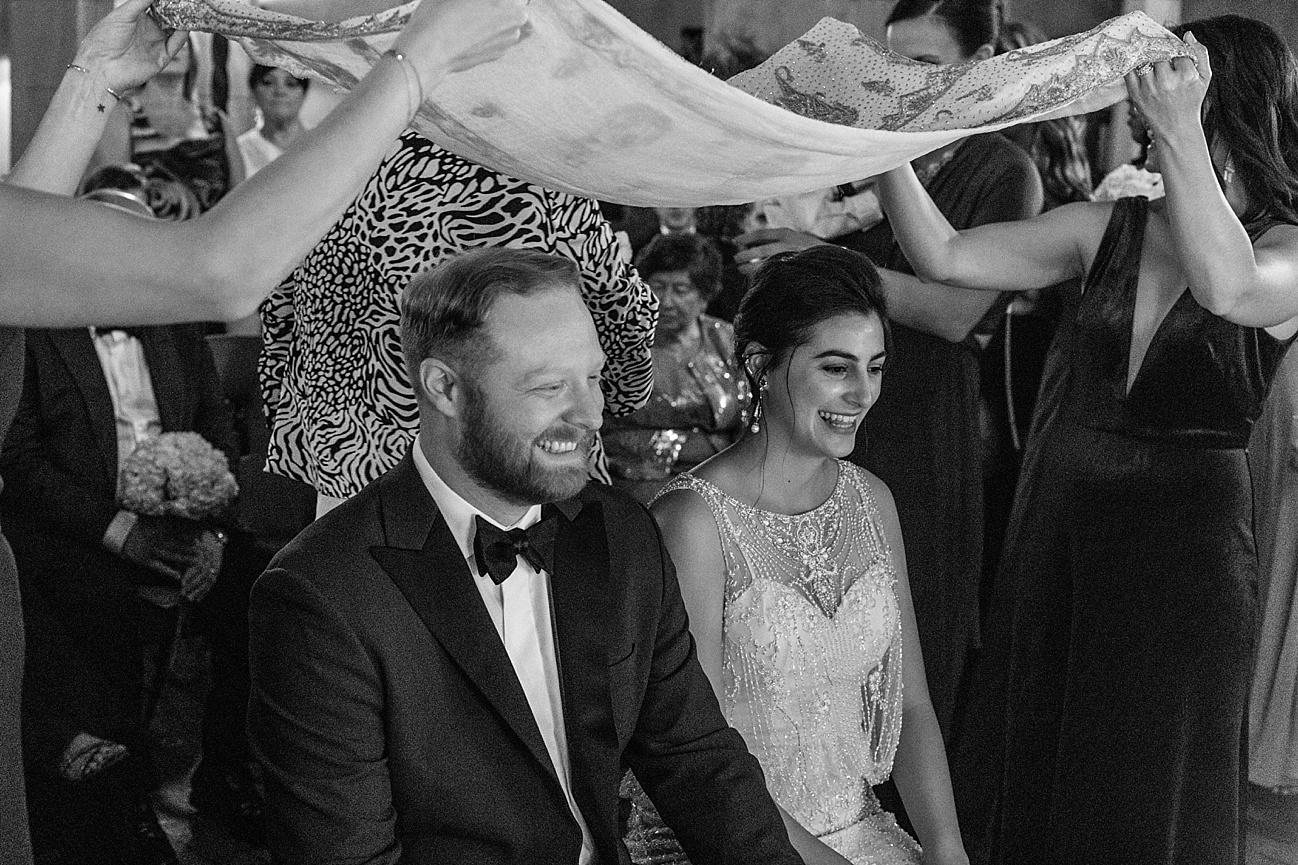 Vintage Hollywood Roosevelt Wedding