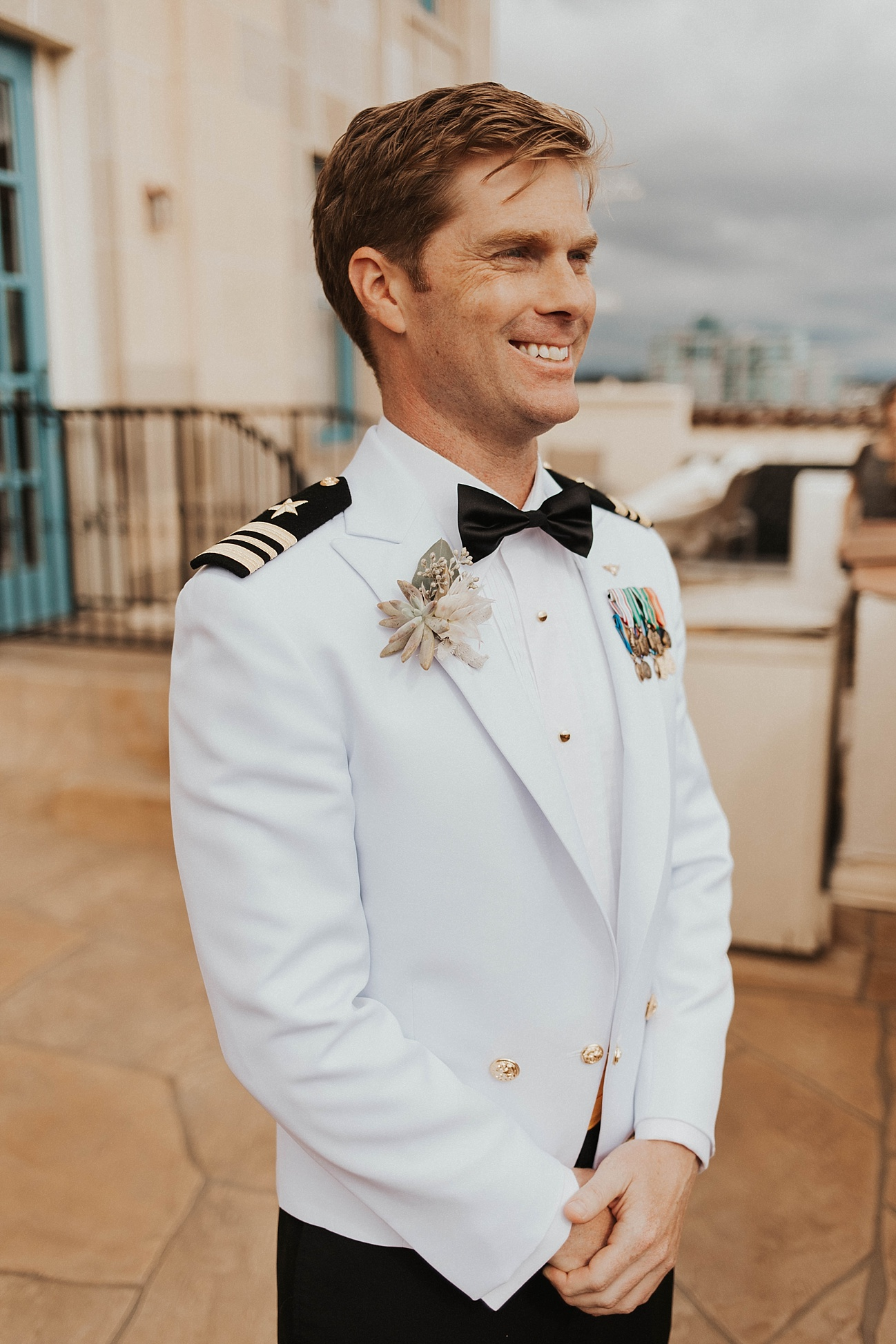 San Diego Navy Wedding