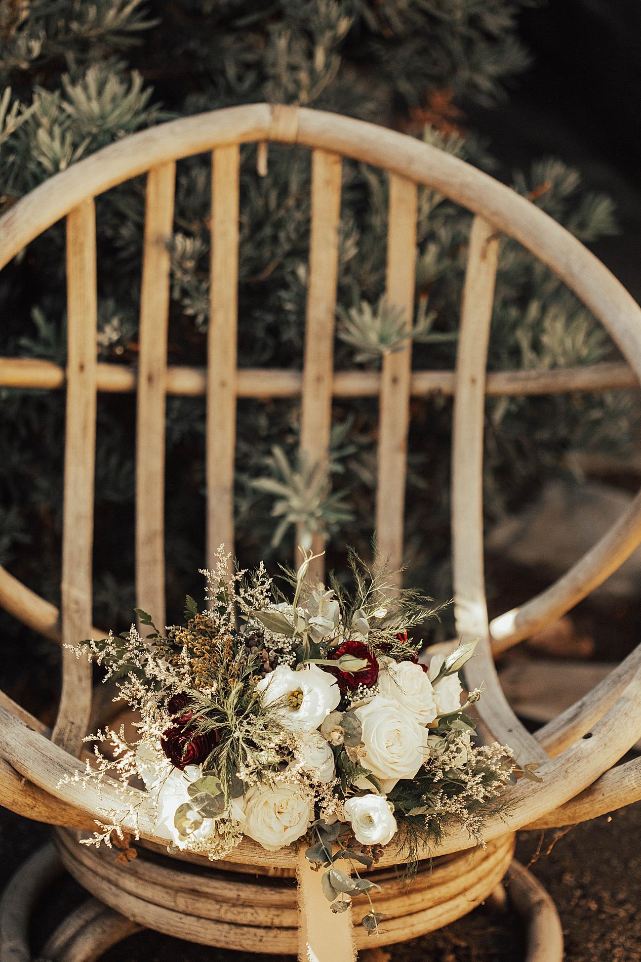 san diego wedding, rustic, wedding bouquet