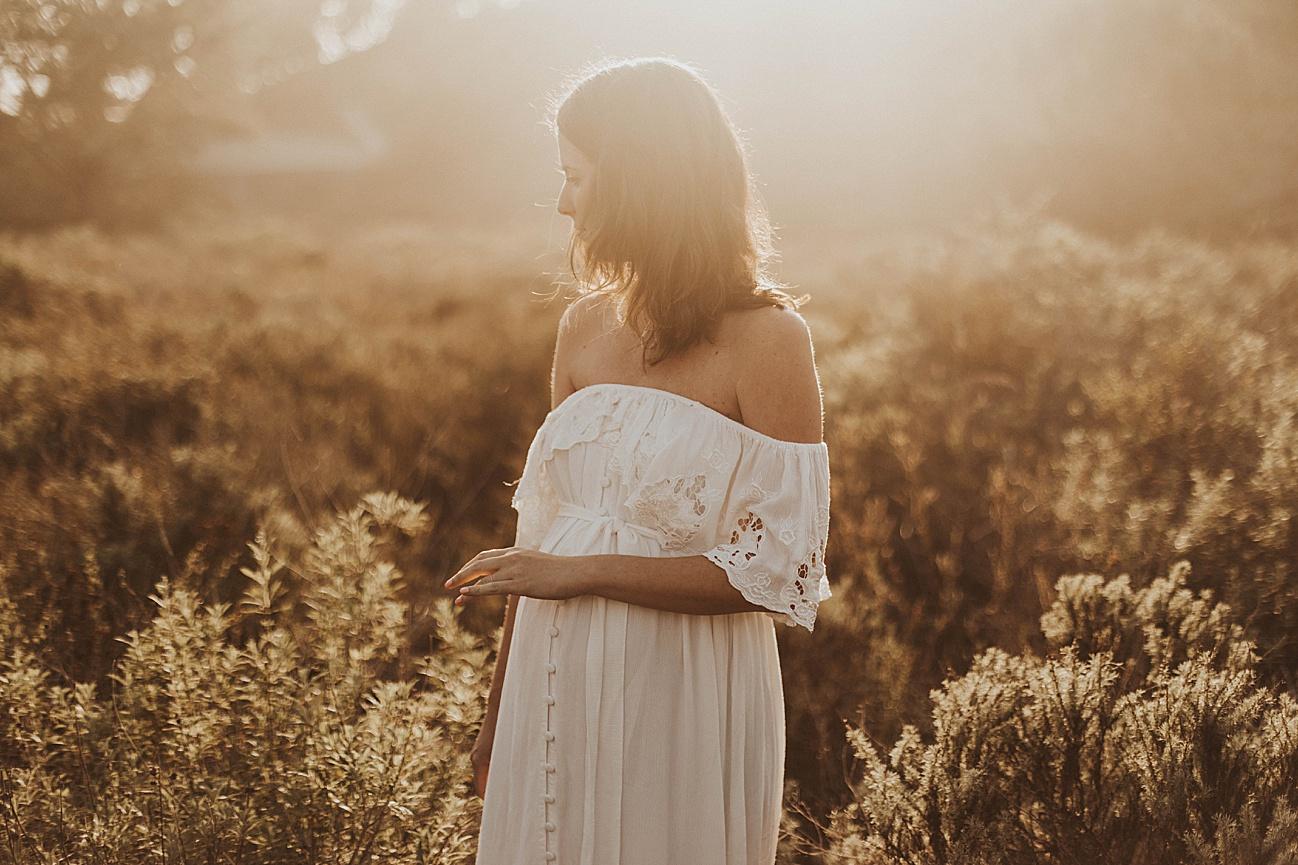 torrey pines maternity shoot