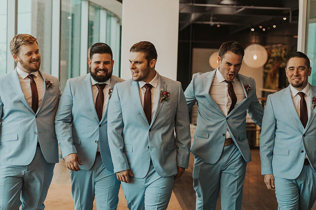 green acres groomsmen