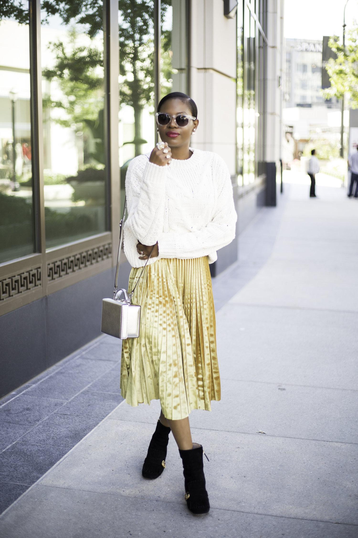 Monica Awe-Etuk, Awed by Monica, Melodie Stewart, The Style Klazit, Atlanta Style Bloggers