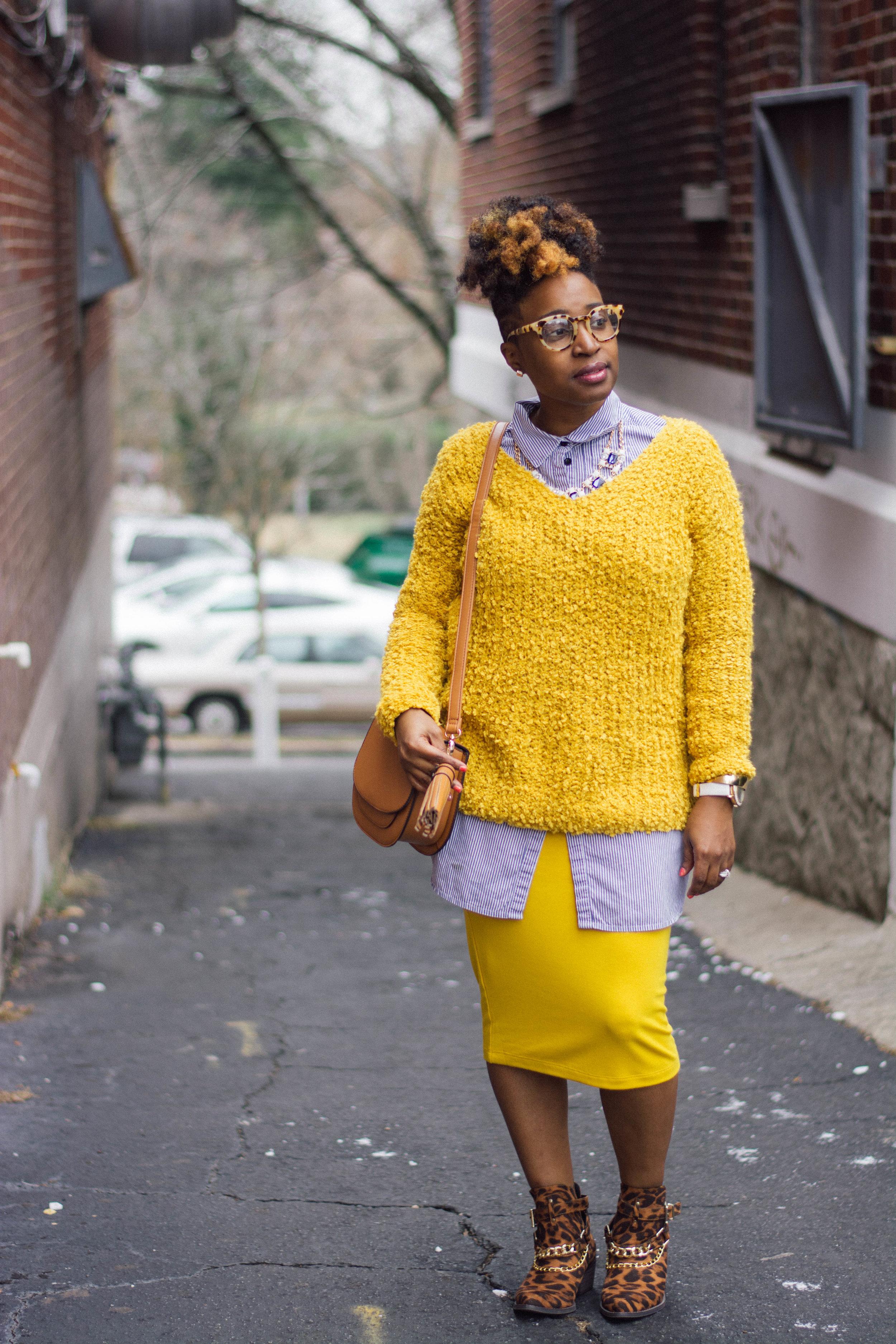 Melodie Stewart, The Style Klazit, Atlanta style blogger, Atlanta stylist, Black blogger