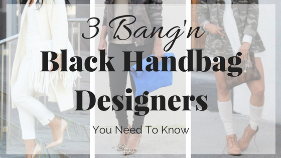 The Style Klazit, Black handbag designers, Love Cortnie, NikkiandMallory, Shopbagjunki, Atlanta blogger