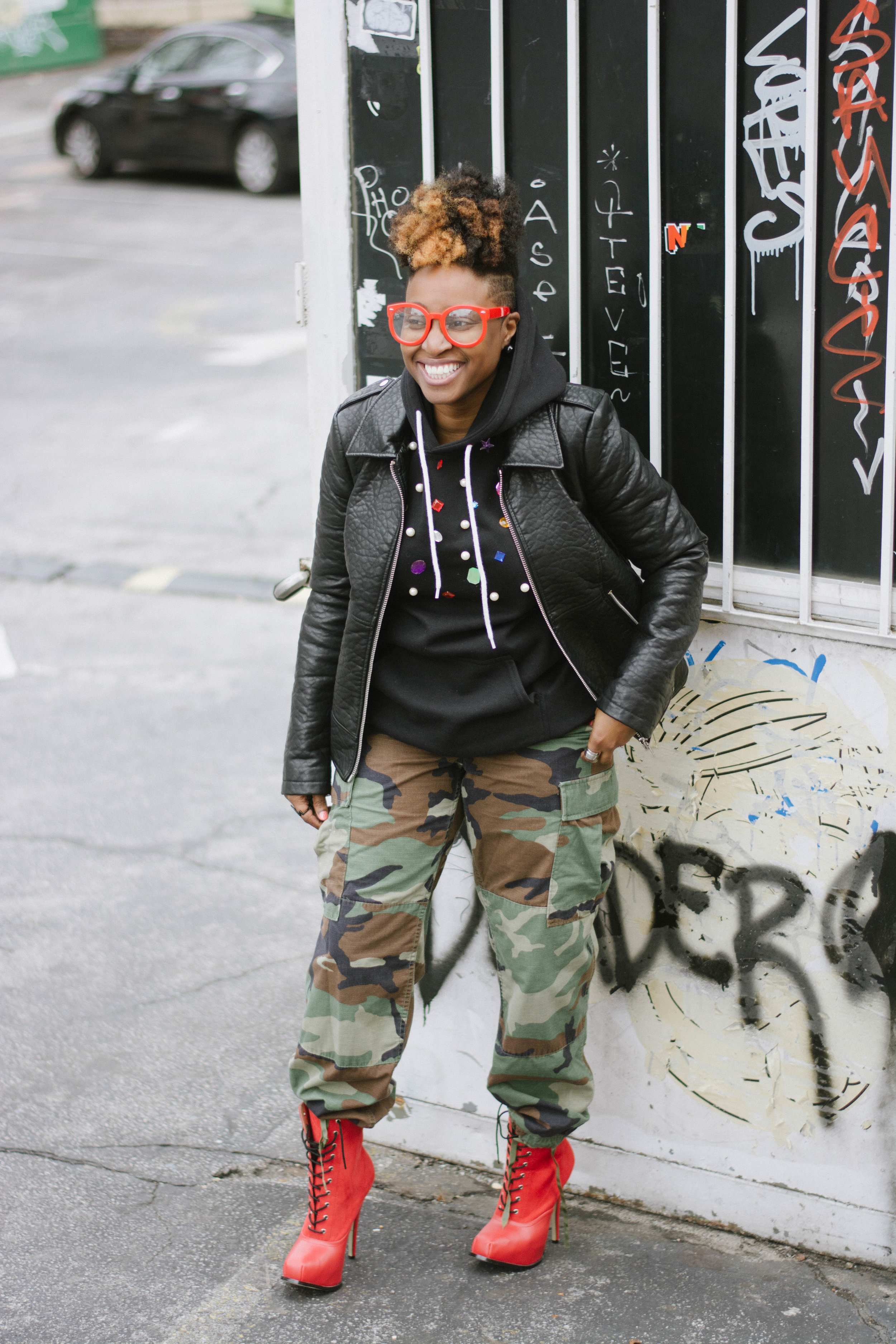 Melodie Stewart, The Style Klazit, Atlanta style blogger, Atlanta stylist, Atlanta street fashion