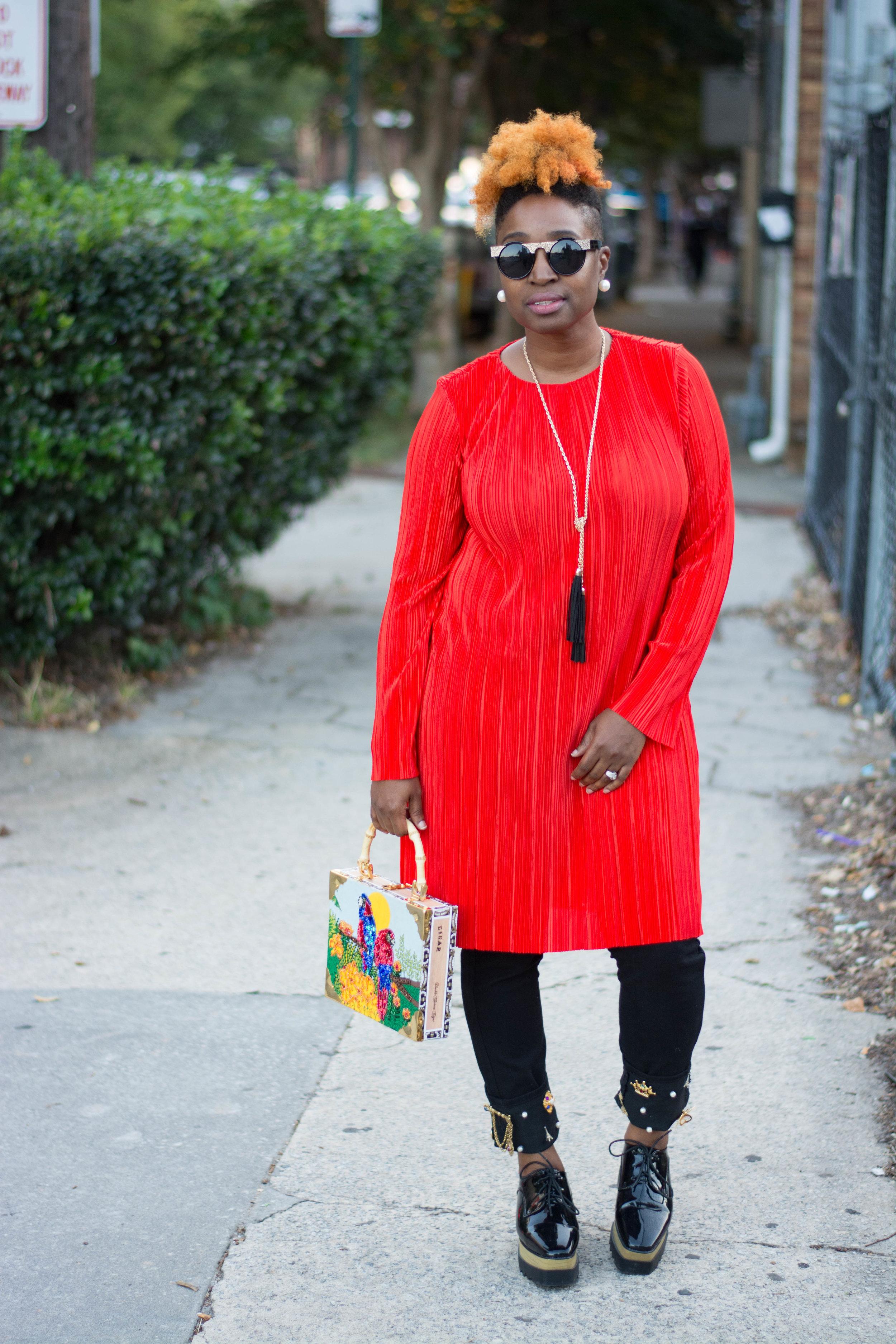 Atlanta Style blogger, Top Black blogger, Top Fashion blogger