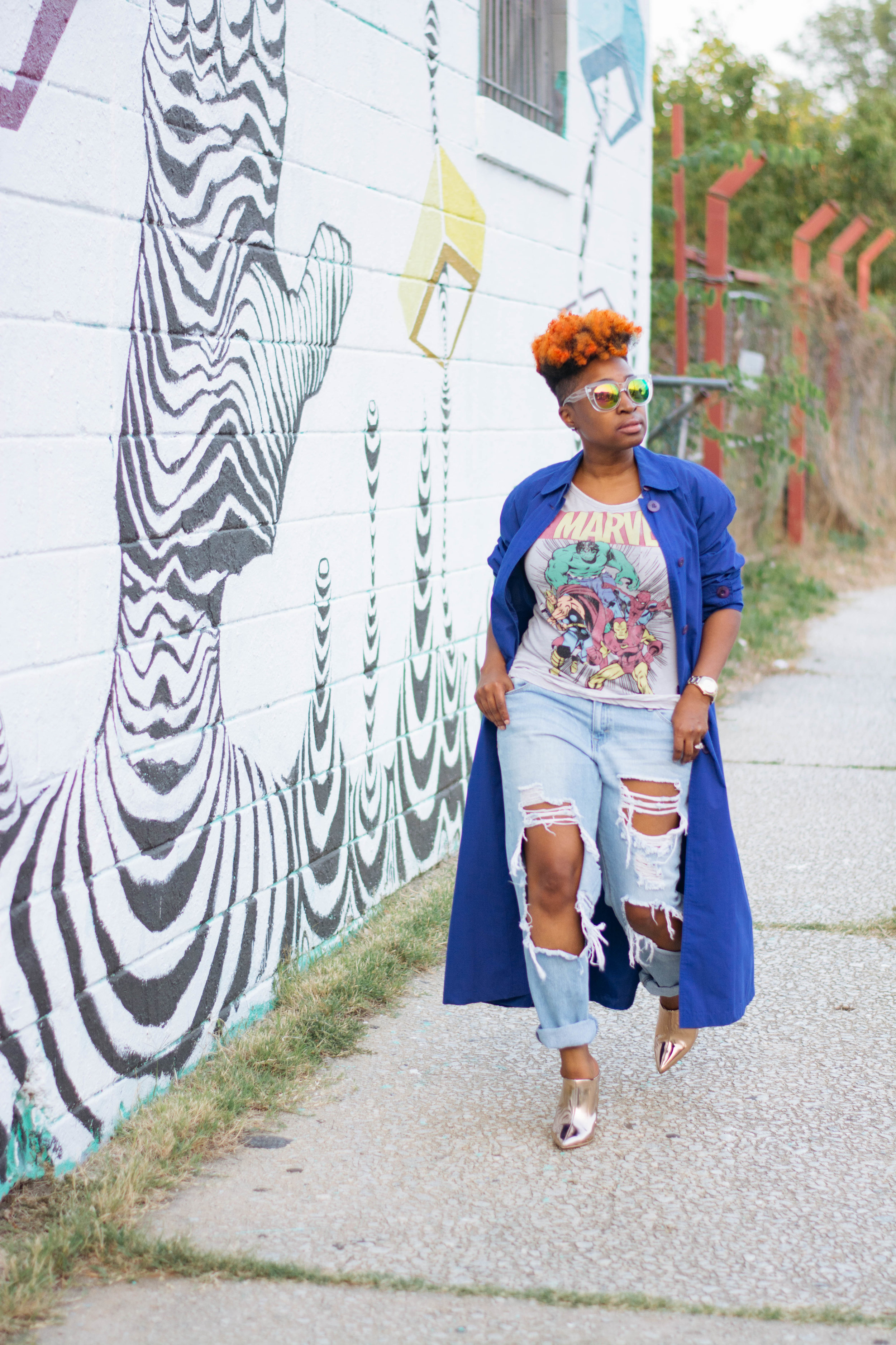 Top Atlanta Style Blogger, Black Blogger, Atlanta Street Fashion