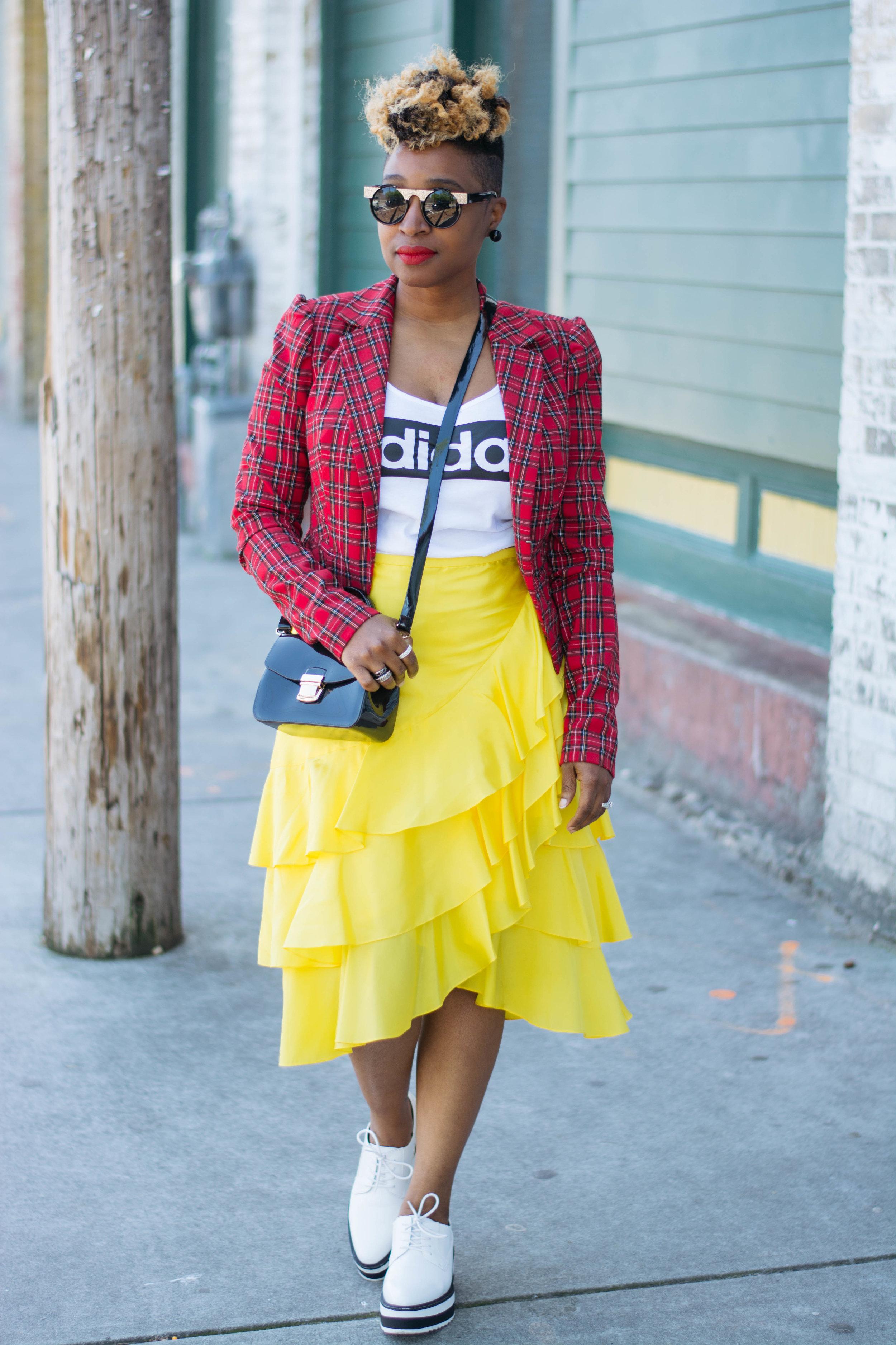 World Natural Hair Show, Top Atlanta blogger